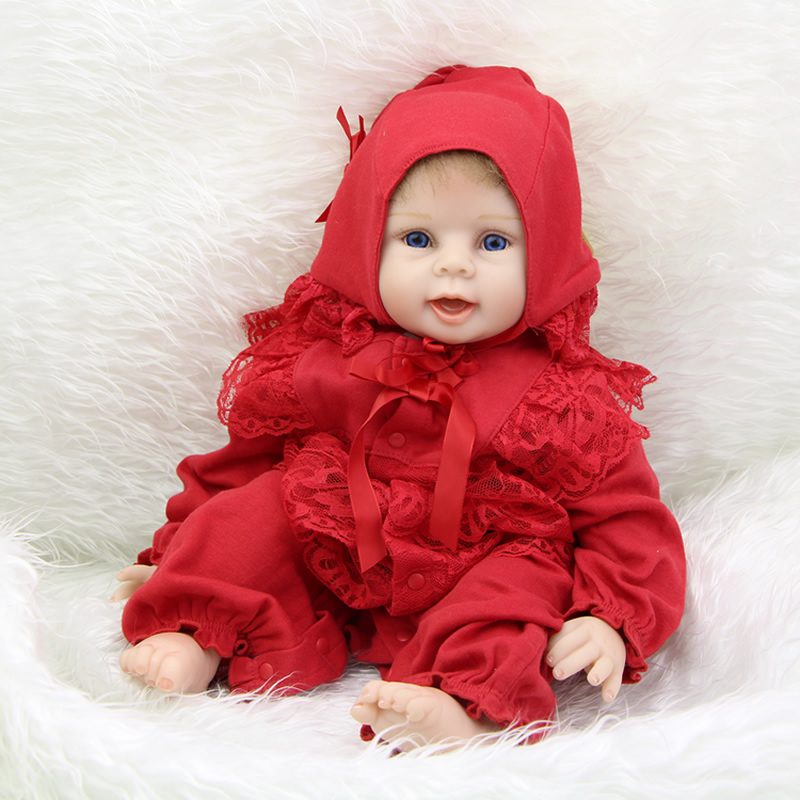 Aliexpress Buy Real Looking Baby Dolls 22 Inch