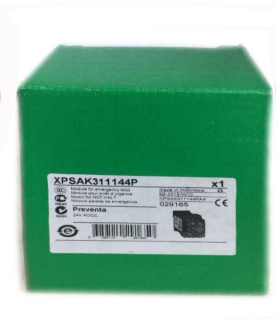 Safety relay XPS-AK311144 XPSAK311144 Original New in box