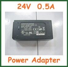 AC 100 V-240 V a DC 24 V 0.5A Cargador Conector RJ45 POE Power Over Ethernet fuente de Alimentación adaptador