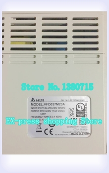 VFD-M Inverter VFD037M23A 3.7KW 230V 220V 3PHASE New Original