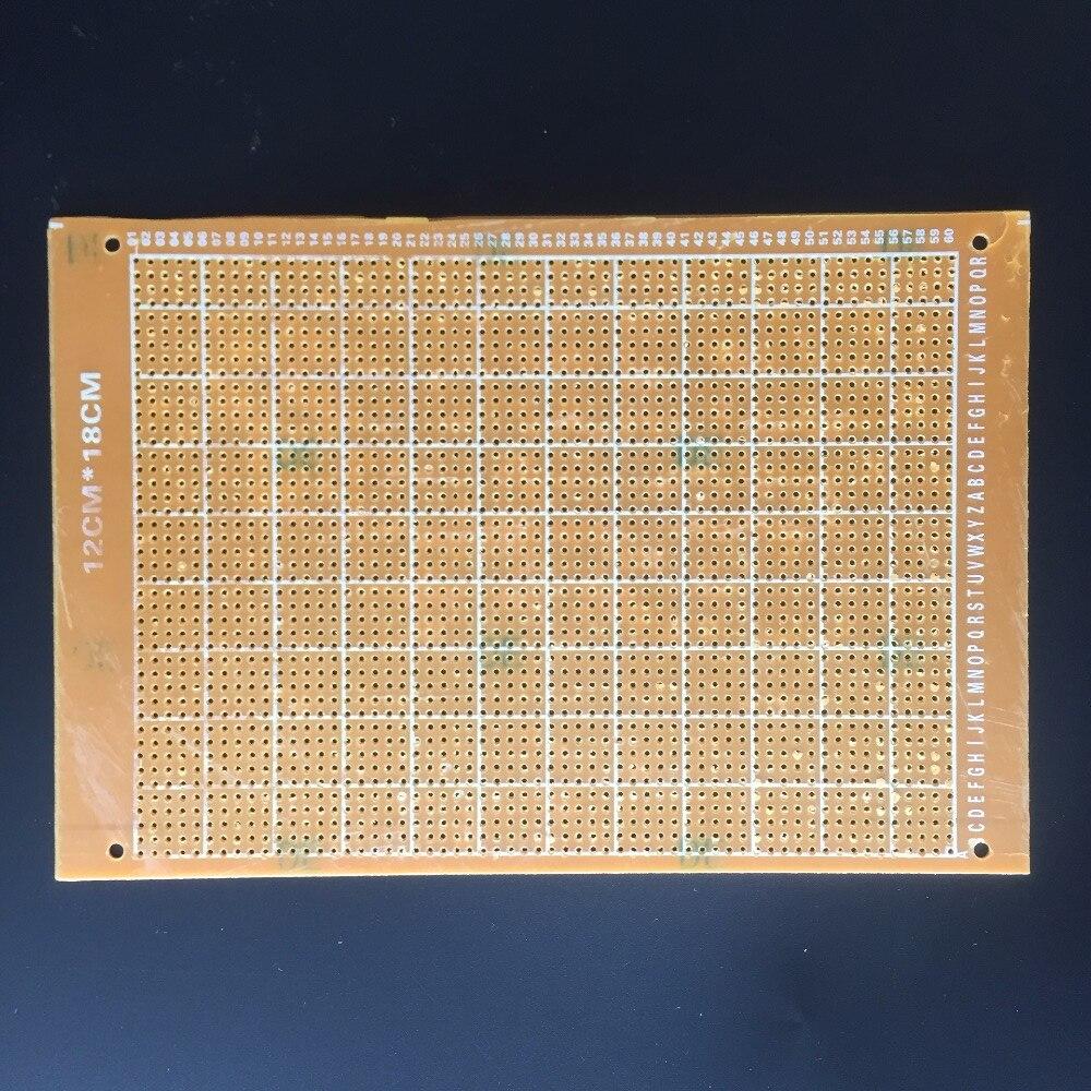 10xdiy Single Side Copper Pcb Universal Experiment Matrix Circuit Soldering Prototype Printed Board 70x90mm 2 Ebay Free Shipping 5pc Blank Clad 1218cm Bakelite