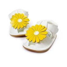 Малолетними детьми сандалии горячая летние малыш девочки цветов обувь дети