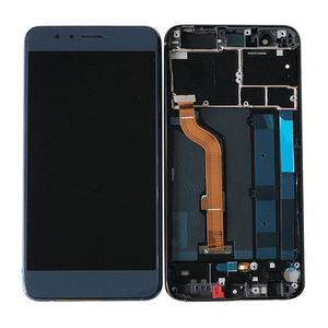 """Image 2 - 5.2"""" Original M&Sen For Huawei Honor 8 FRD L02 FRD L14 FRD L19 FRD L09 LCD Screen Display+Touch Panel Digiziter Frame For Honor8"""