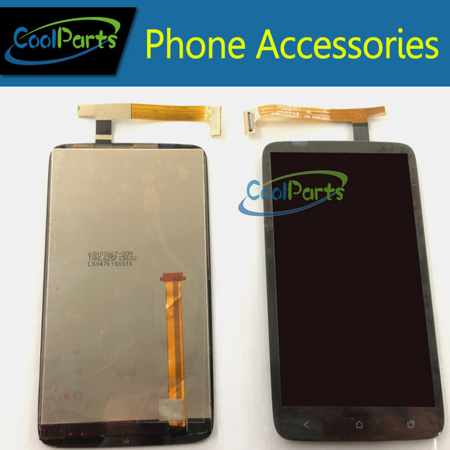 Free Shipping For HTC G23 S720E One X  LCD Display and Touch Screen Digitizer NO Frame 1PC/Lot
