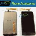 Frete grátis para HTC G23 S720E One X LCD e tela de toque digitador sem moldura 1 pc/lote