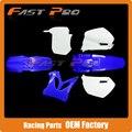 Completar Kits de Cuerpo de Plástico Para YZ85 2002-2014 YZ Pit Dirt Bike MX Motocross Enduro Supermoto SM