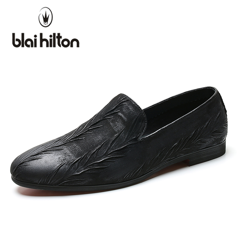 blaibilton 2018 Brand Summer Genuine leather Luxury Loafers Men Casual Shoes Fashion Male Moccasins Boat Slip On Driving 7598 blaibilton summer loafers men shoes 100