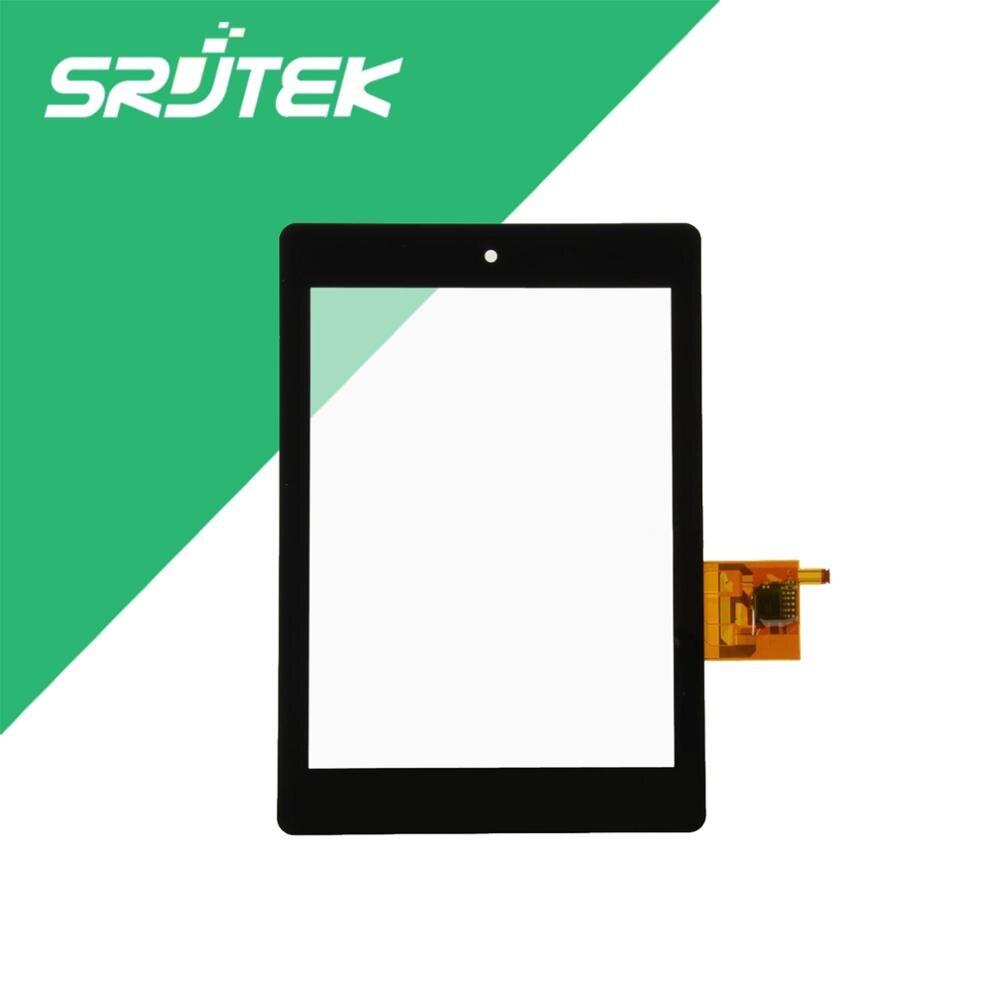 7.9 ''pollici Tablet PC Touch Screen Digitizer Pannello di Sostituzione Parti di Ricambio per Acer Iconia Tab A1 A1-810 A1-811, Alta qualità + traccia No.