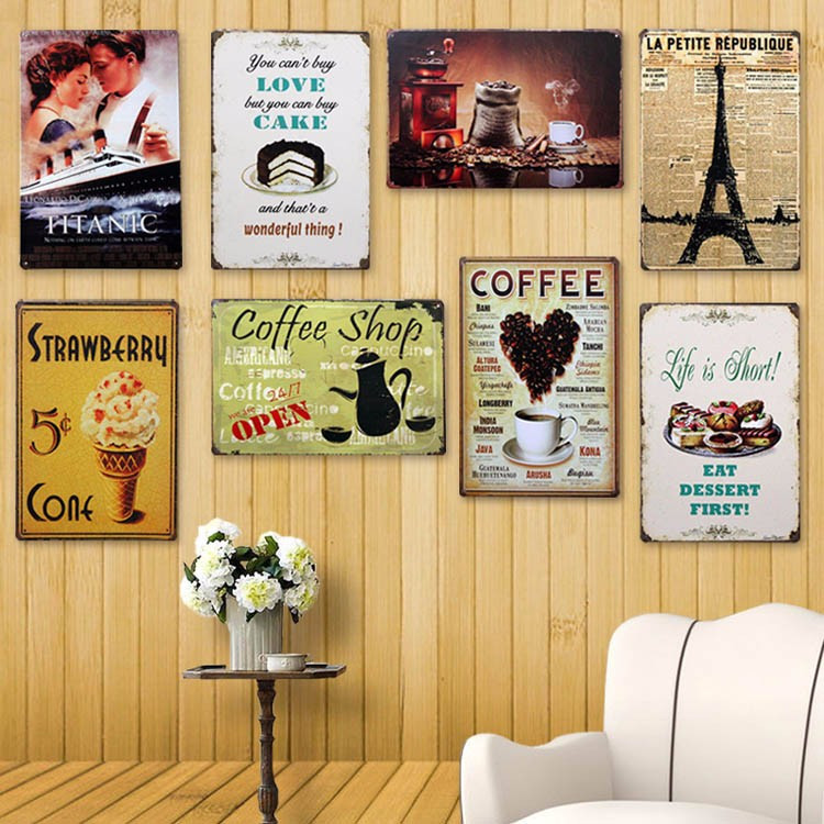 Plaque Home Wall License 13