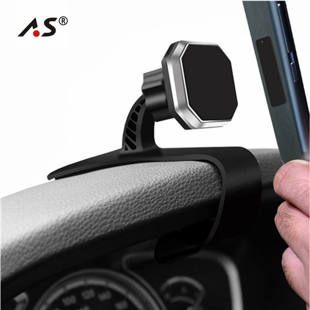 Safe Driving Dashboard Magnetic Cell Phone Stand Phone Holder for iPhone Samsung HTC Smart
