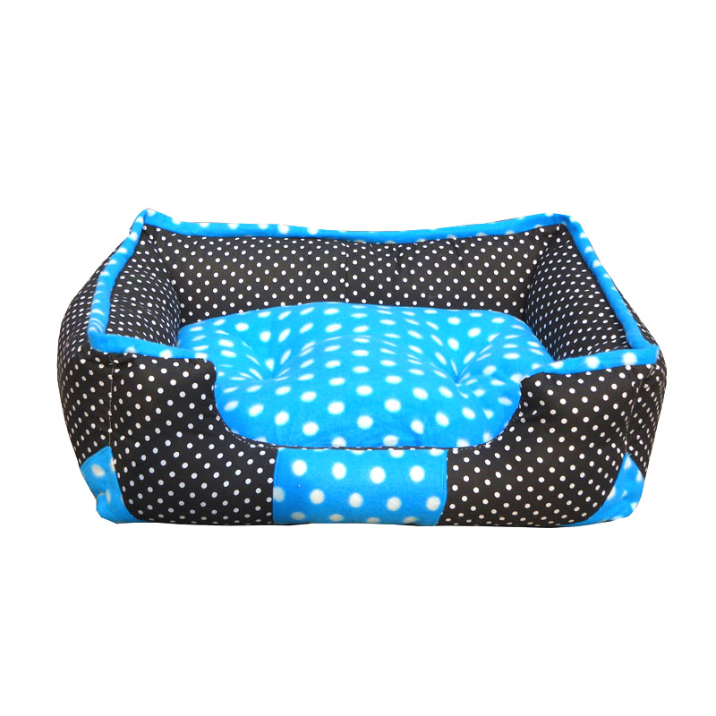 1pcs New Arrival Super Soft Animals Dog Bed Pet House Mat Dog Kennel Indoor 2 Colors Waterproof Hand Wash ATB-148 ...