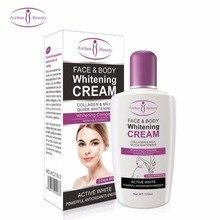 Aichun Body Cream For Dark Skin Bleaching Brightening Body Lotion White