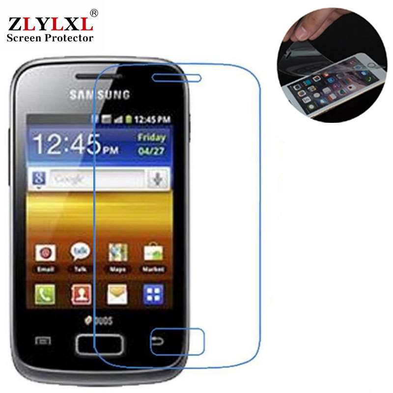 3 Pcs HD Screen Protector Film For Samsung Galaxy Young S6310
