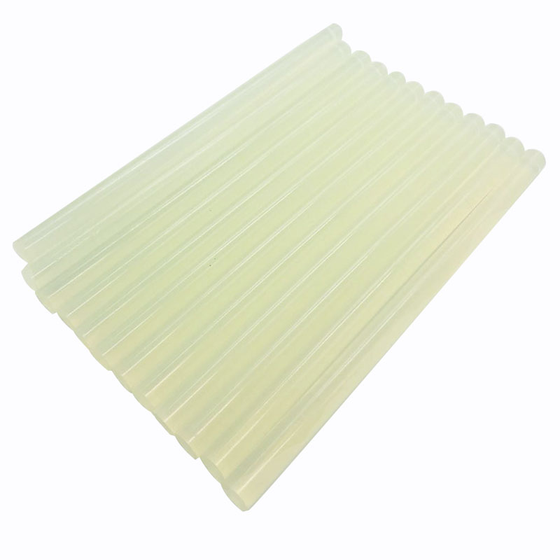 Glue Sticks 7/11mm X 190mm Clear Glue Adhesive Sticks For Glue Car Audio Craft General Purpose Adhesive Stick Alloy Accessories