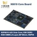 ARM Cortex-A53 Octa Core S5P6818 X6818 V3.0 Development Board 1G DDR3 8G EMMC Support Android5.1 Linux QT Ubuntu
