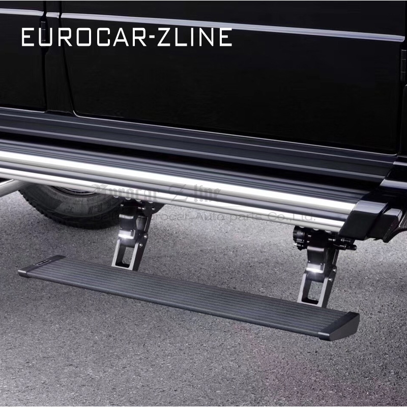 Electric Running Boards >> Us 800 0 H G Class W463 G500 B800 4x4 Electric Auto Running Board Side Step In Nerf Bars Running Boards From Automobiles Motorcycles On