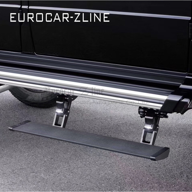 H G Cl W463 G500 B800 4x4 Electric Auto Running Board Side Step
