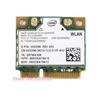 Новый для Intel Centrino Advanced-N 62230 6230 ANHMW Mini PCI-e Wifi Bluetooth 3,0 802,11 a/b/g/n 300 г/5 ГГц беспроводная карта 2,4 Мбит/с