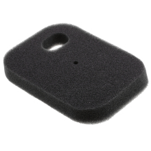 Air Filter / Sponge Element Foam for Yamaha PW50 Cleaner Box Black Motorcycle Accessories & Parts