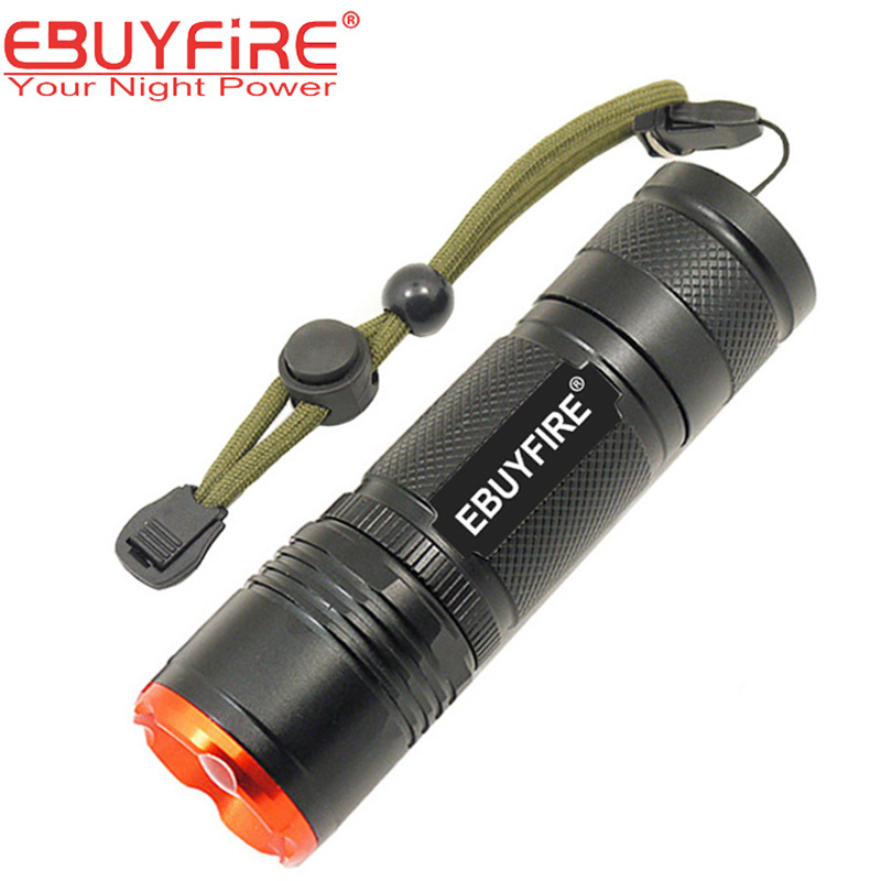 XML l2 Zoomable Torch 5 Modes Flashlights