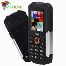 Original Nomu T10 Mobile Phone IP68 Waterproof 2.0Inch Charge 2800mAh Loud Speaker Flashlight Dual SIM Card Bluetooth Smartphone