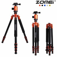 Zomei Z888e Camera Stand Tripod for DSLR SLR Professional Camera with Quick Release Plate Ball Head & Monopod Carrying Bag