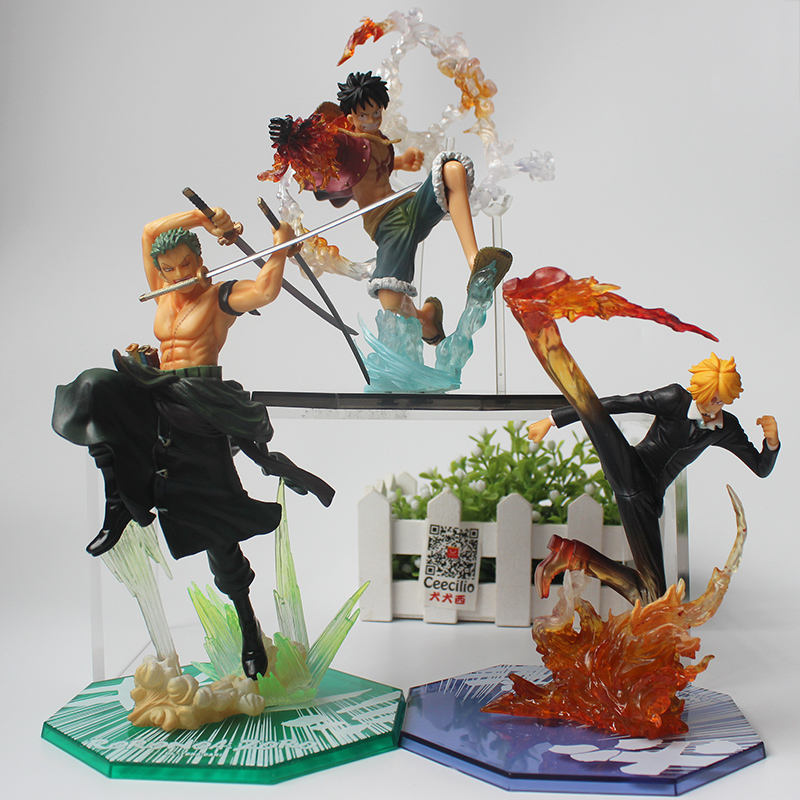 One Piece Figures Pop Trio
