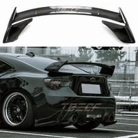 Формы автомобиля высокого качества углеродное волокно спорт крыло GT 86 BRZ спойлер багажника для Subaru BRZ для Toyota 86 GT86