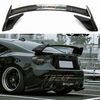 Car shape high quality carbon fiber Sports wing GT 86 BRZ trunk spoiler for Subaru BRZ for Toyota 86 GT86
