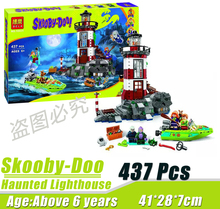 Bela 10431 Scooby Doo The Haunted Lighthouse Minifigures Building Block Minifigure Toys Best Toys Compatible with Legoe