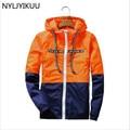 Jackets Women 100% High Quality New Jacket Women's Hooded Women Jacket Fashion Thin Windbreaker Women Outwear good