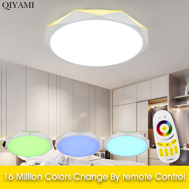 Ceiling Light With Remote Control Special Price Modern