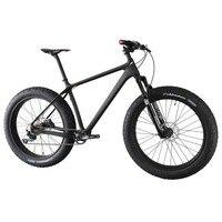 ICAN углерода 4.8 дюймов Max Fat Tire спереди/один подвеска скорости 10 снег велосипедов 16/18/20 дюйма доступна в комплекте, велосипед