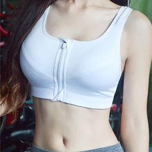 7 Color Fitness Yoga Push Up Sports Bra Women Gym Running Padded Tank Top Athlet