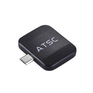 Image 4 - For USA/Mexico/Canada/South Korea Mini ATSC TV Receiver Micro USB Tuner TV Stick On Android Phone Pad Watch ATSC Live TV Dongle
