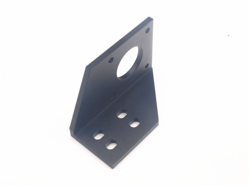 Funssor AM8/ Anet A8 3mm Aluminum Y Axis Stepper Motor Plate For AM8 3D Printer 2040 Extrusion