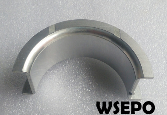 OEM Quality! Crankshaft Stopper Bearing fits for Weichai K4100/4102 Water Cooled Diesel Engine,30KW Generator Parts
