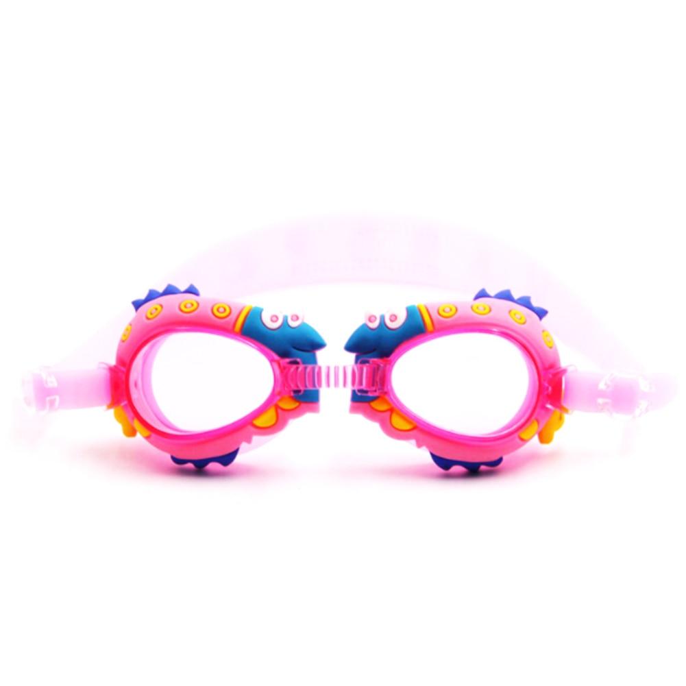 1 pcs Kartun Kacamata Renang Anak Laki laki Perempuan Luar Anti Kabut Tahan  Air kacamata renang a55bfda12b