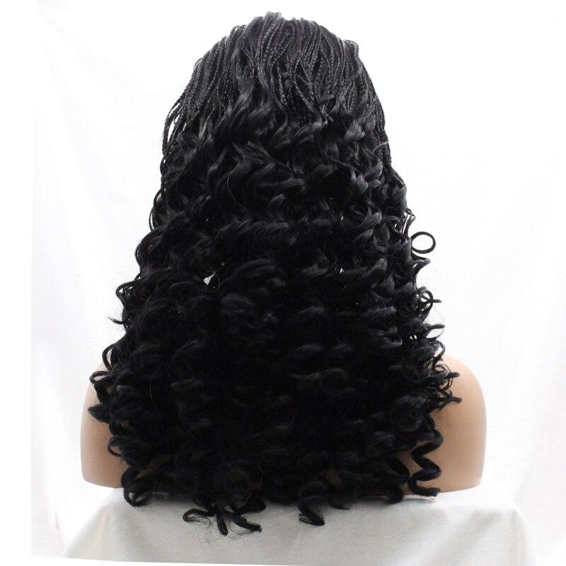 Плетение париков из своих волос