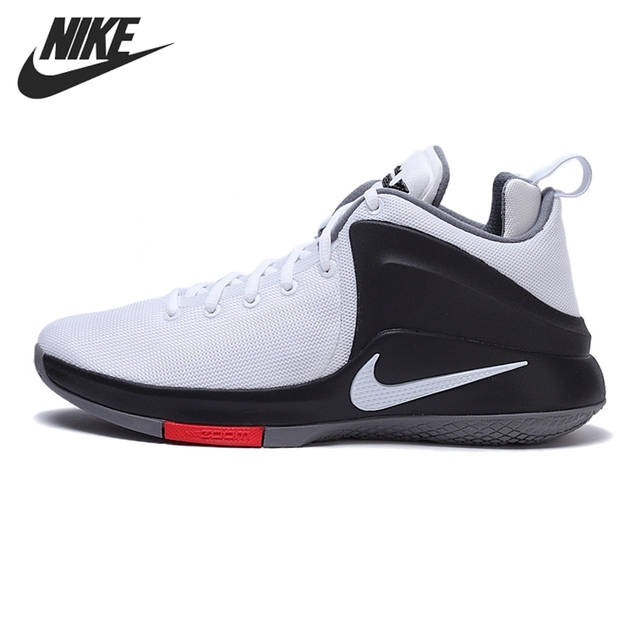 01bf8255114 Original New Arrival 2018 NIKE Men s Basketball Shoes Sneakers-in ...