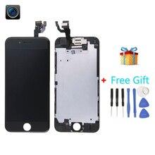 Ipartsbuy 4 en 1 para iphone 6 (cámara + LCD + Frame + Touch Pad + Regalo Libre) el Montaje del digitizador