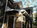 Ds100200, 100 x 200 cm, Simples de instalar profissional ao ar livre plástico toldos, Casa e jardim plástico toldos