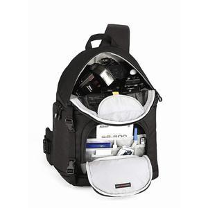 Image 3 - Lowepro Schleuder 350 AW DSLR Kamera Foto Sling Schulter Tasche mit Wetter Abdeckung Freies Verschiffen
