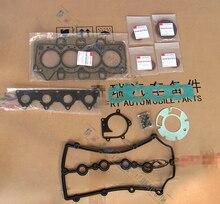 Engine rebuilding kits for chery QQ QQ3 QQ6 473 475 371 ENGINE CAR ACCESSORIES Engine overhaul package Engine repair kit sets
