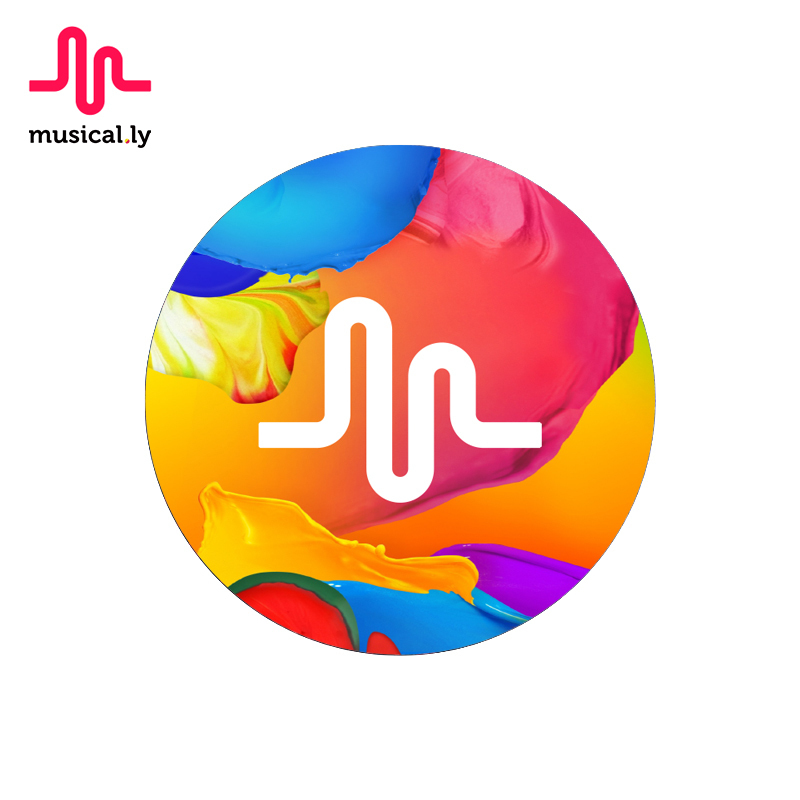 musical.ly Original White Pop Phone Holder Stand Send Gift Car Phone Holder Fans Use For Muser For IPhone Xiaomi Meizu P16
