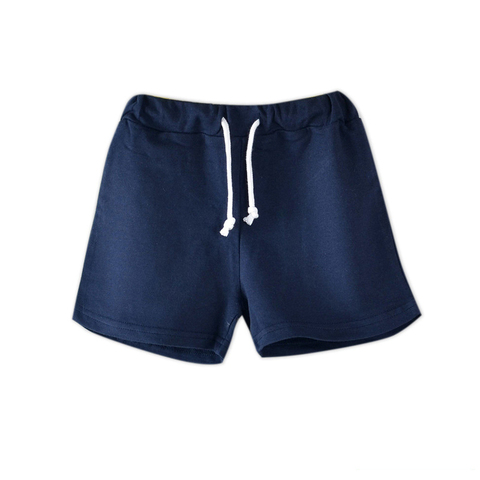 100% Cotton Kids Shorts Summer Boy Girl Candy Color Sport Casual Shorts 3-13Yrs Children Beach Pants Shorts Short Trousers Lahore