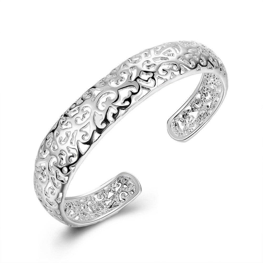 2018 Новий 925 Срібний Lucky жінок - Вишукані прикраси