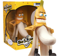 Funny Home Spongebob Design Hot Bad Banana Wicked Style Figure New In Box