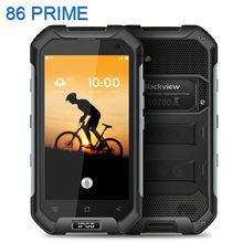 Blackview BV6000 Mobile Phone 4G LTE Smartphone 4.7 inch Android 6.0 cell phones Octa Core 32GB 13MP GPS Waterproof phone IP68