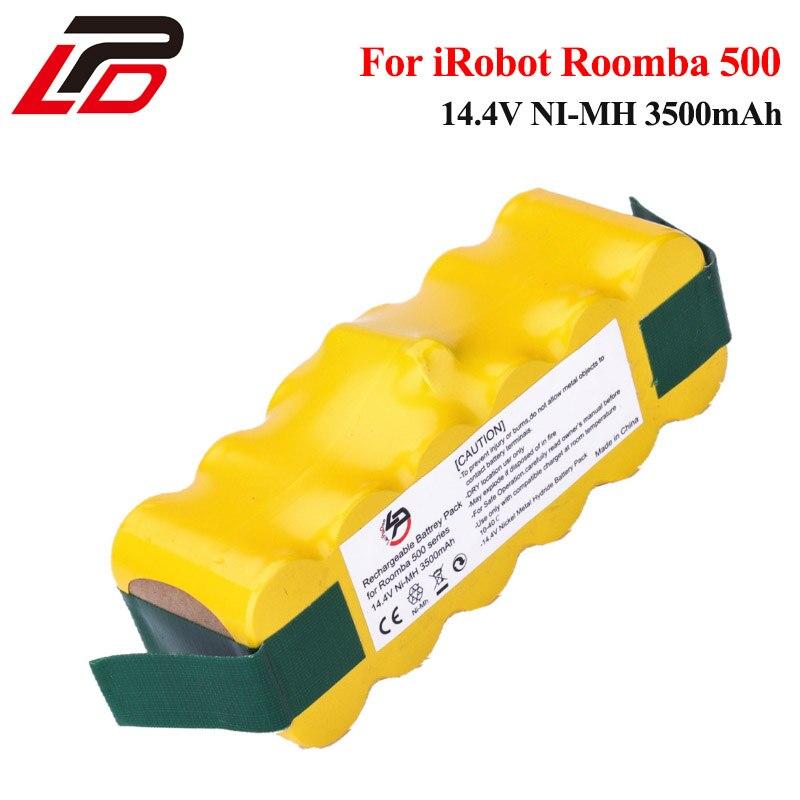 Akku 3500mAh für iRobot Roomba 500 600 700 800 Serie